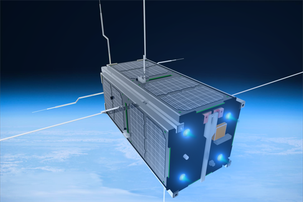 FHWN-Satellit PEGASUS in den Startlöchern