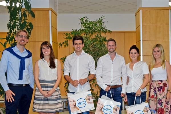 FHWN-Studierende entwickeln Fußpflege-Marke Burgit weiter