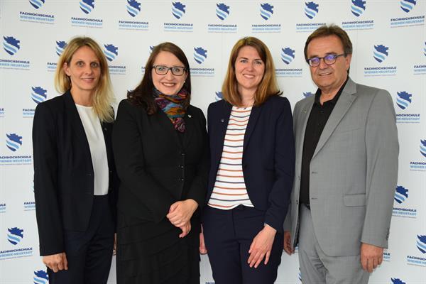 Trend-Talk zum Thema Leadership an der FH Wiener Neustadt