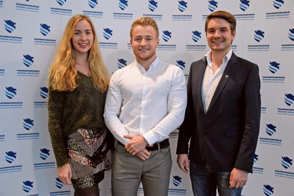 Erfolgreiche Teilnahme an der International Turku Sales Competition