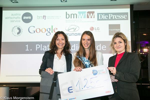 i2b Businessplan-Wettbewerb: FitnessVielfalt