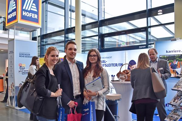 mission: SUCCESS 2018 – Die Job- & Karrieremesse für Young Professionals
