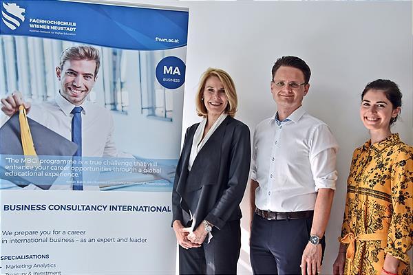 Bank der Zukunft – Talking Digital an der FH Wiener Neustadt