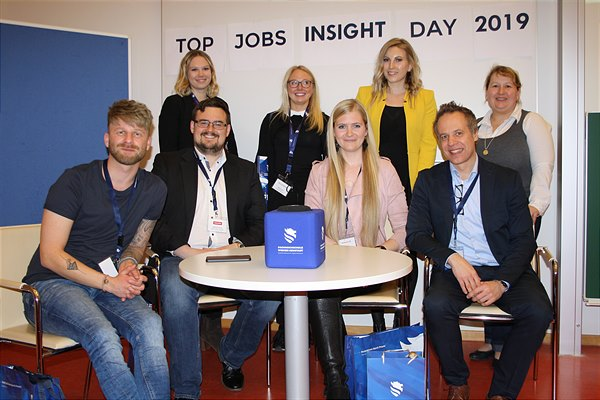 Top Jobs Insight Day